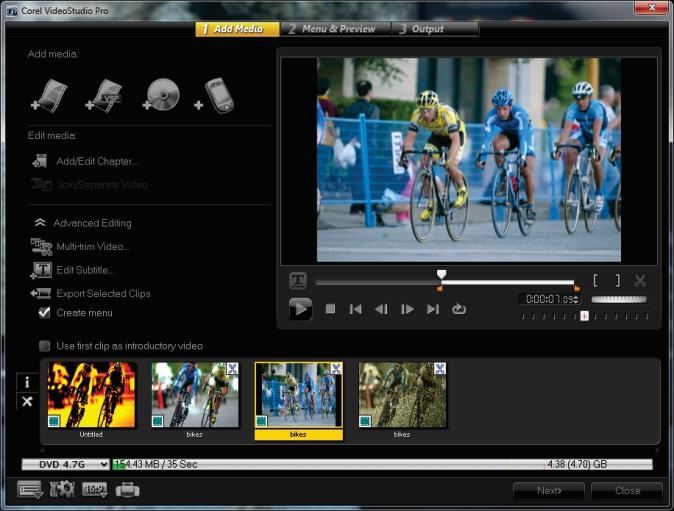 Corel videostudio pro x6 description and review